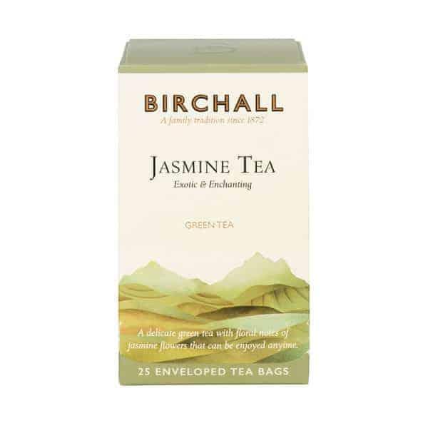 Birchall Jasmine Tea - 25 Enveloped Tea Bags