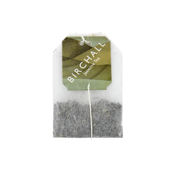 Tagged Tea Bag