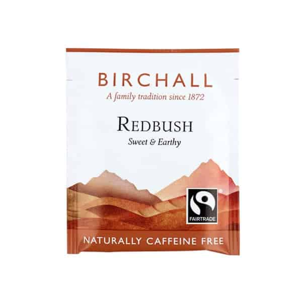 Birchall Redbush - 25 Enveloped Tea Bags
