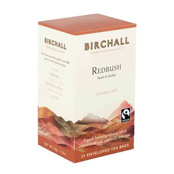 Birchall Redbush - 25 Enveloped Tea Bags