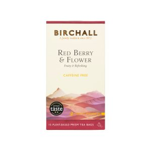 Birchall Red Berry & Flower - 15 Prism Tea Bags