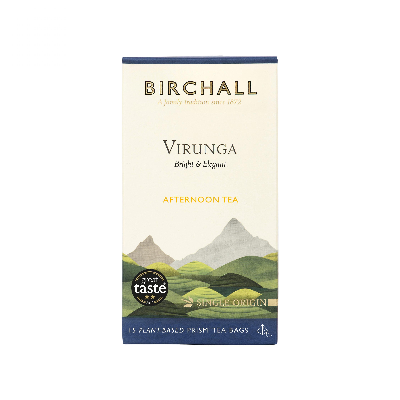 Virunga Afternoon Tea