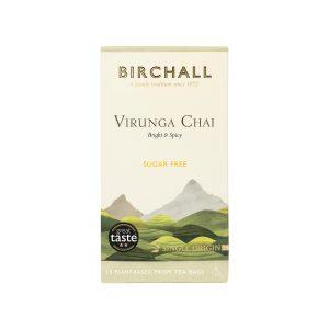 Birchall Virunga Chai - 15 Prism Tea Bags