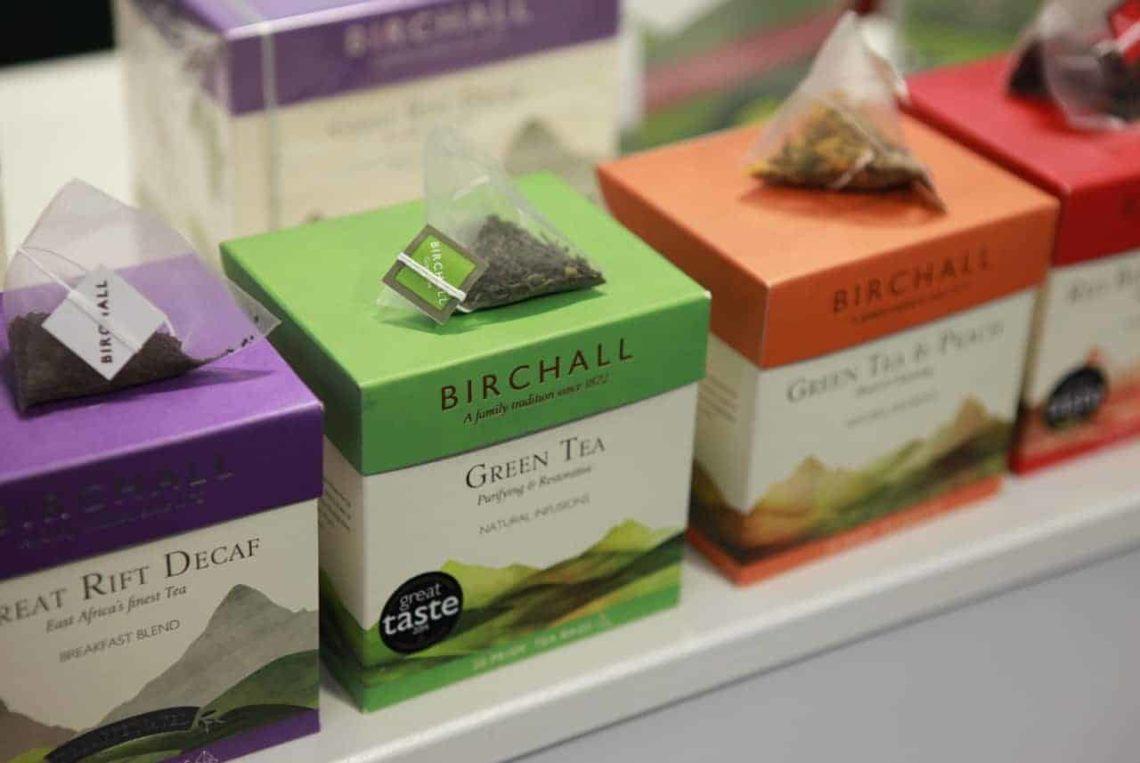 Plastic Free Prism Tea Bags