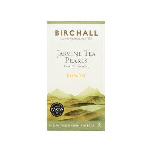 Birchall Jasmine Tea Pearls - 15 Prism Tea Bags