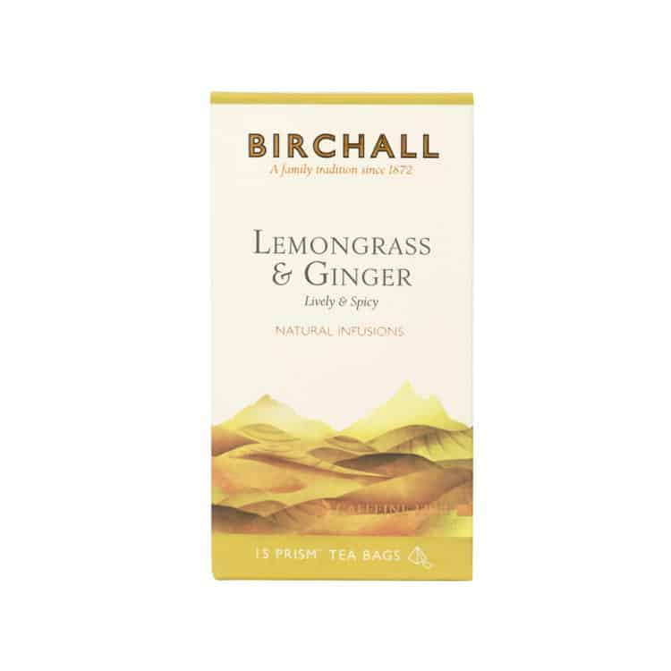 Lemongrass & Ginger Tea