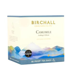 Birchall Camomile - 80 Prism Tea Bags