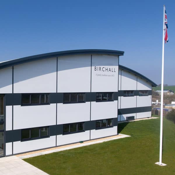 Birchall Tea Factory Solar Powered