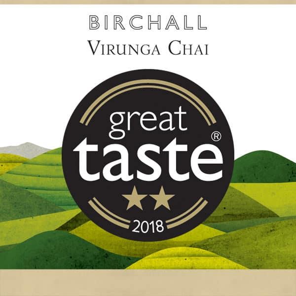 Virunga Earl Grey, Great Taste Award
