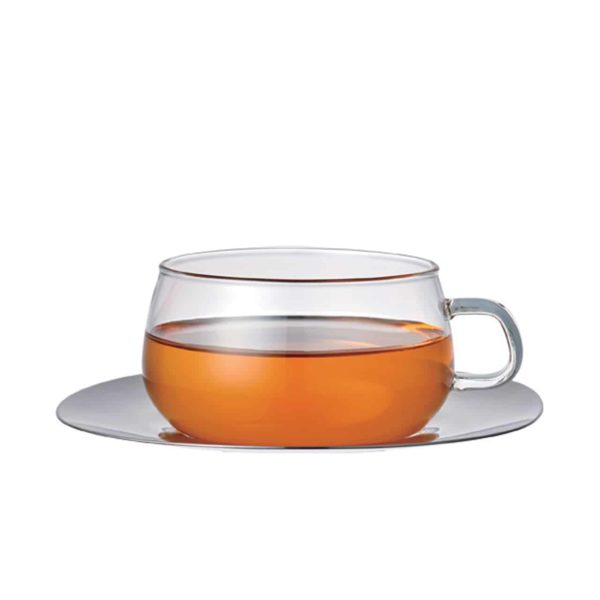 KINTO UNITEA Cup and Saucer