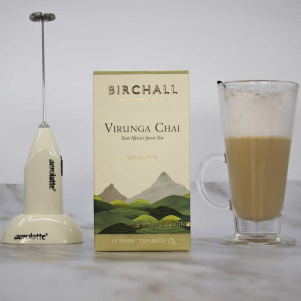 Virunga Chai Latte Set