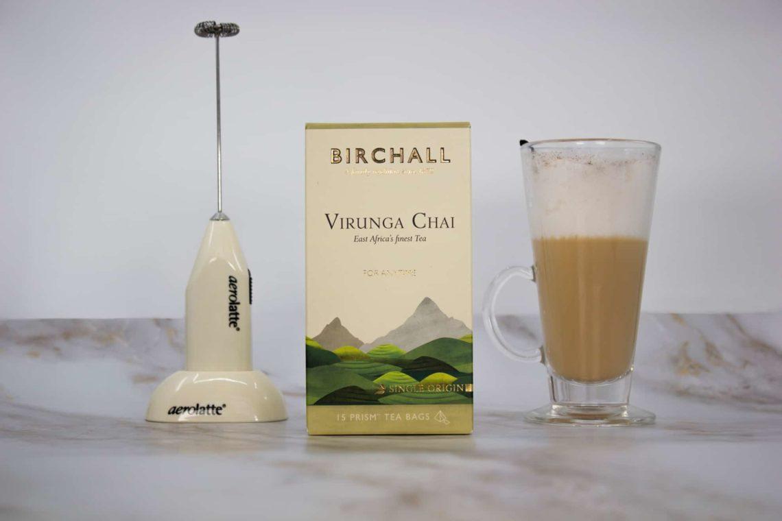 Virunga Chai Latte Set