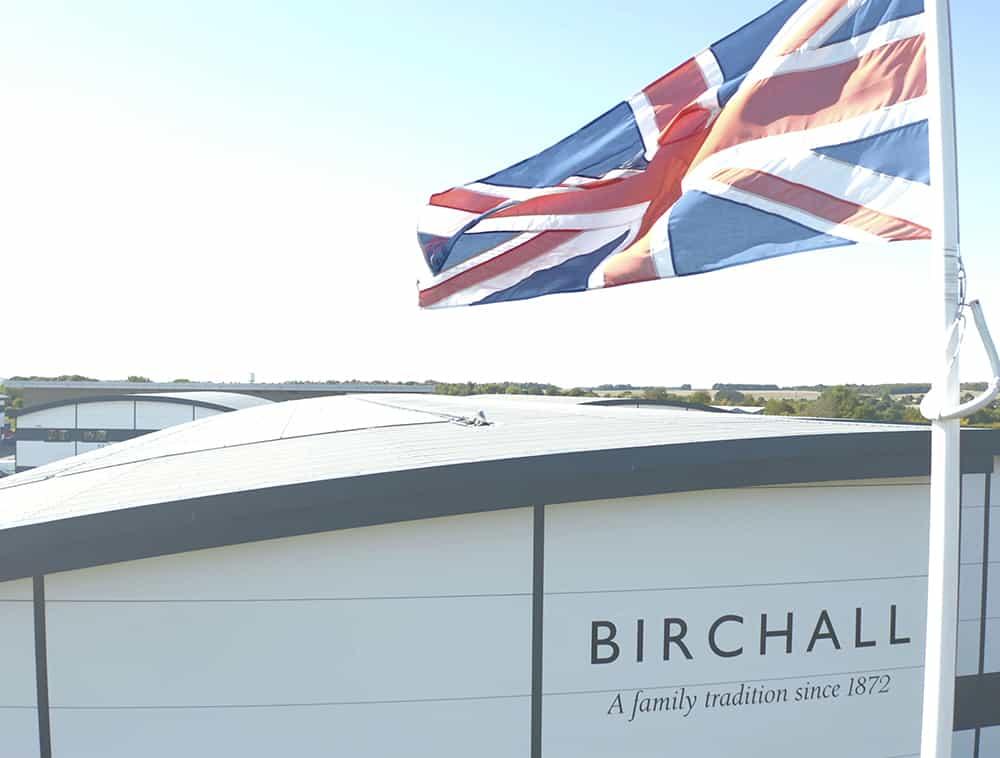 Birchall Tea Factory the UK's first Solar Powered Tea Factory