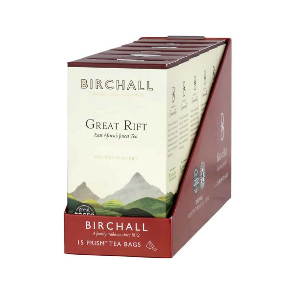 Birchall Great Rift Breakfast Blend Case