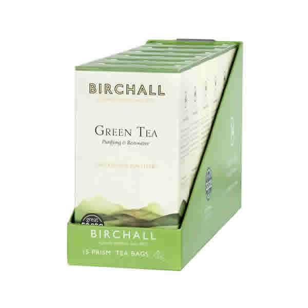 Birchall Green Tea Case