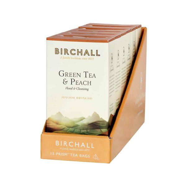 Green Tea & Peach Case