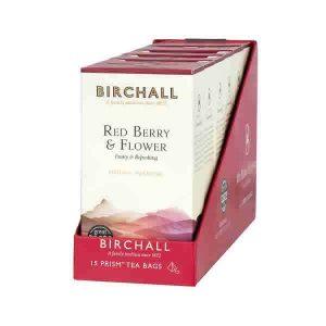 Birchall Red Berry & Flower Case