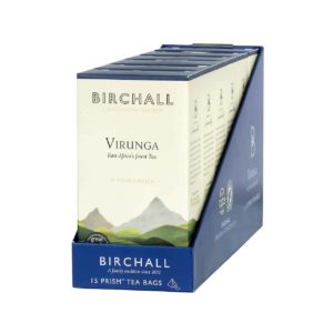 Birchall Virunga Afternoon Tea Case