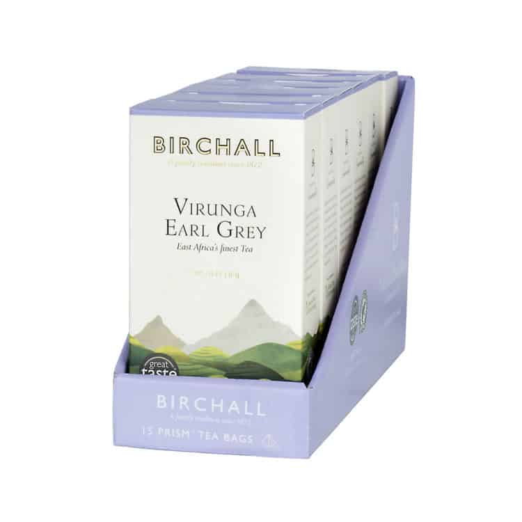 Virunga Earl Grey Case