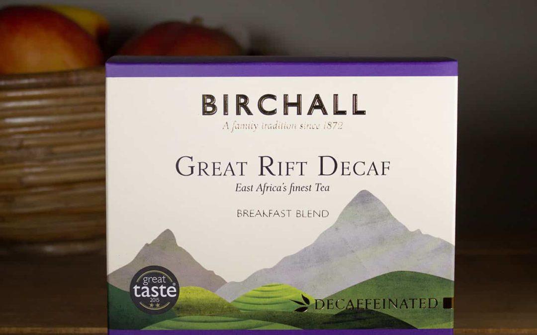 Decaf Tea – The Birchall Way