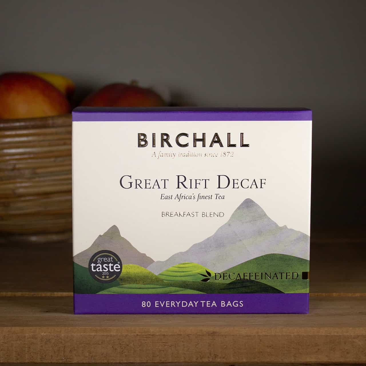 Decaf Tea – The Birchall Way