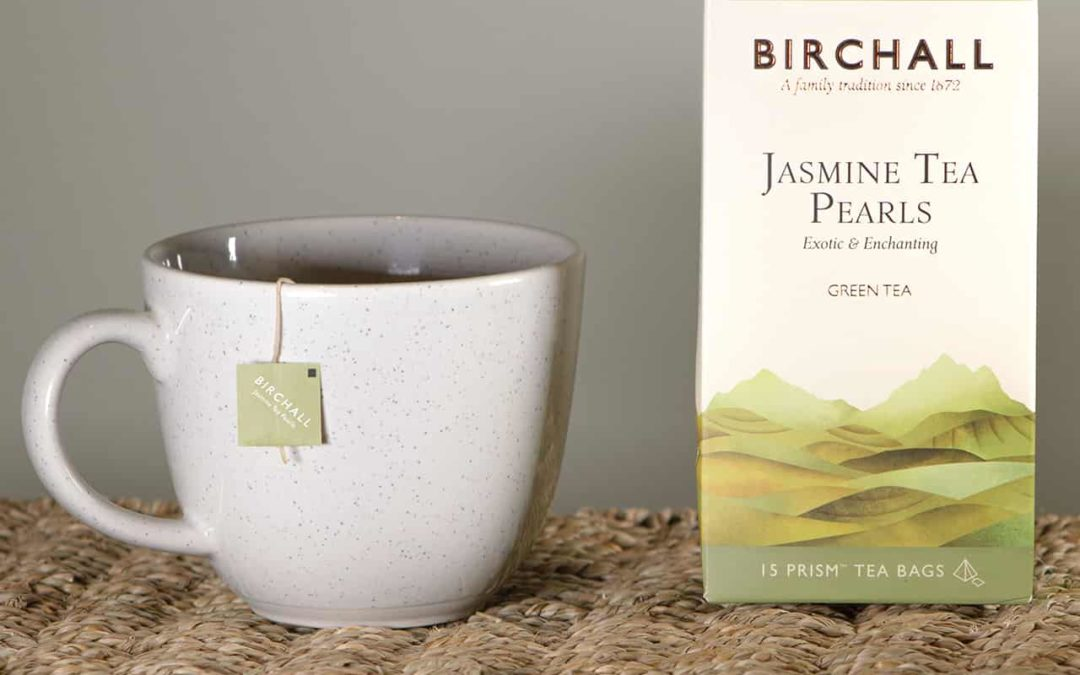 What is Jasmine Tea?
