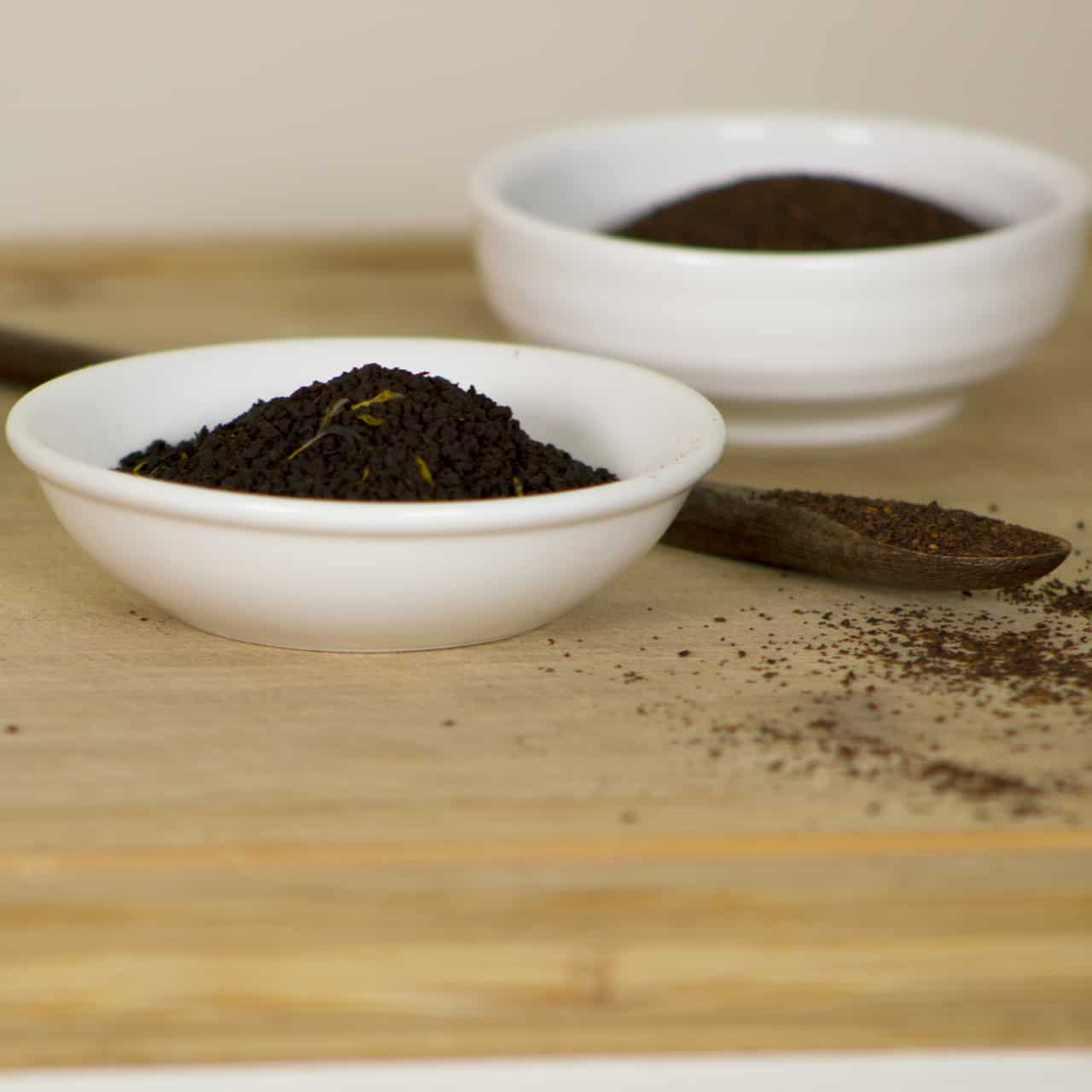 How much loose leaf tea should be used to make a cup of tea?