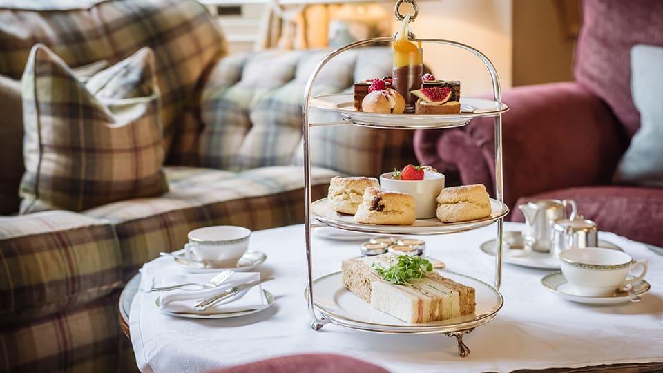 Elite Hotels Afternoon Tea
