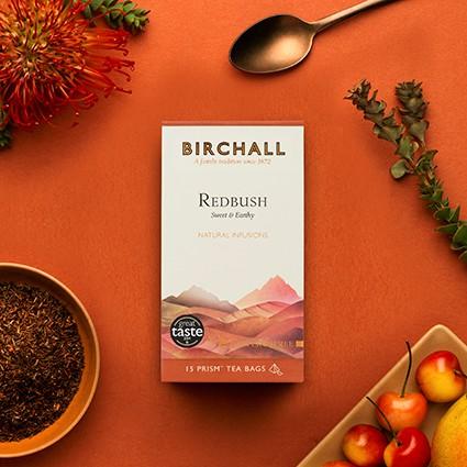 What is Redbush Tea?