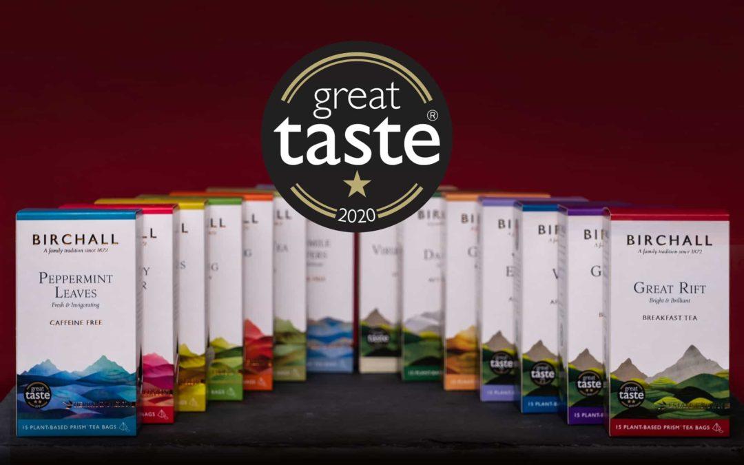 10 Years of Great Taste – Birchall Great Rift