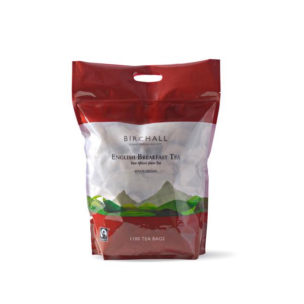 English Breakfast Tea 1100 Fairtrade Tea Bags