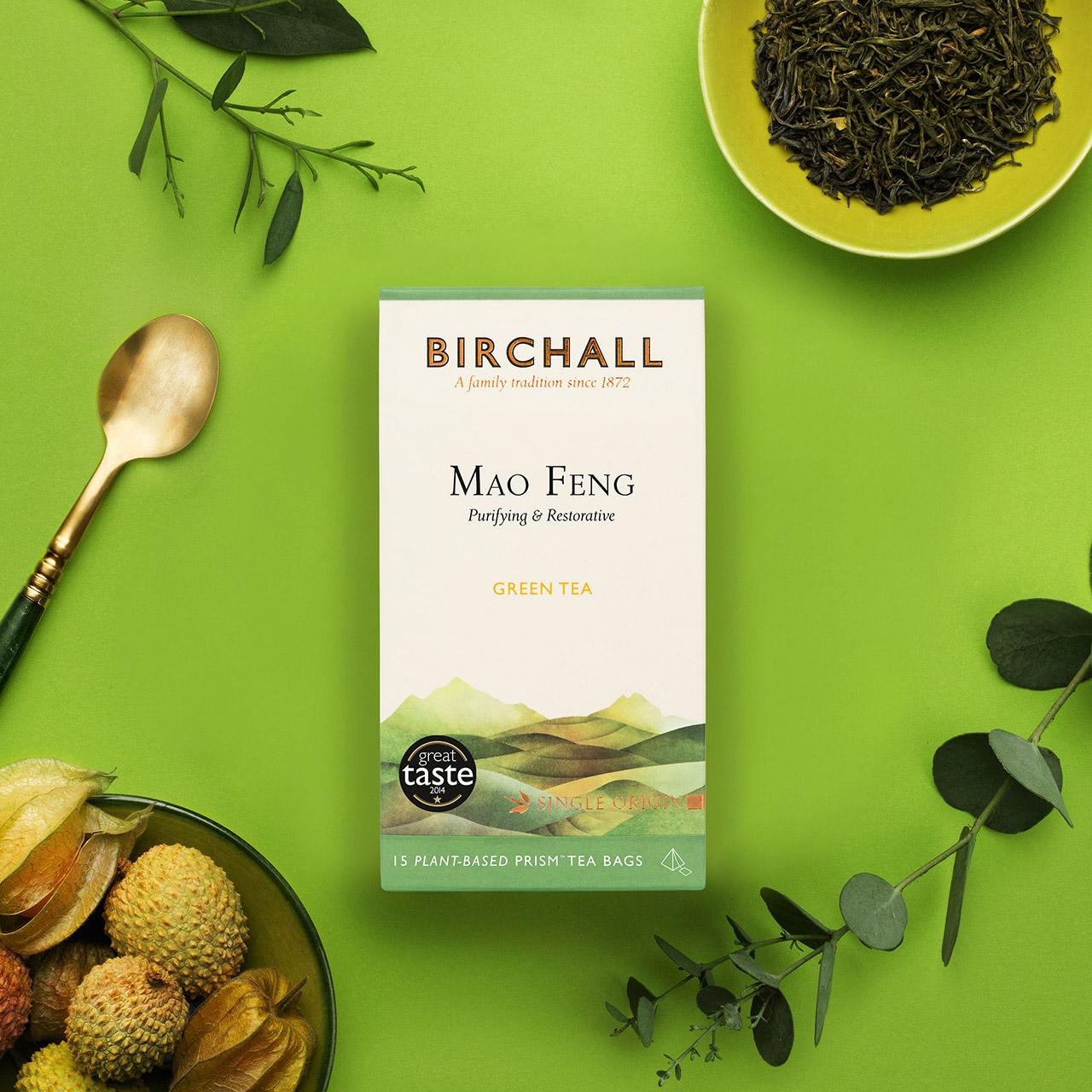 Single Origin Green Tea